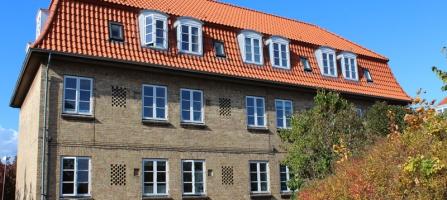 Tagrenovering Roskilde